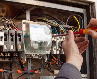 Electrical upgrade